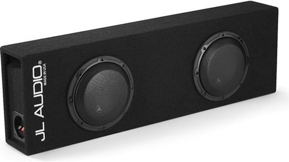 JL Audio  CP208LG-W3v3: Dual 8W3v3 MicroSub, Ported, 2 Ω
