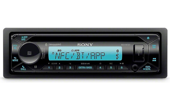 Sony MEX-M72BT CD receiver