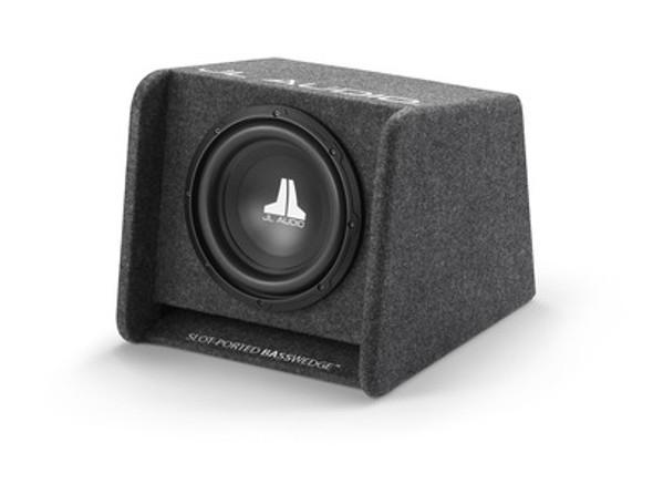 JL Audio CP110-W0v3: Single 10W0v3 BassWedge, Ported, 4 Ω