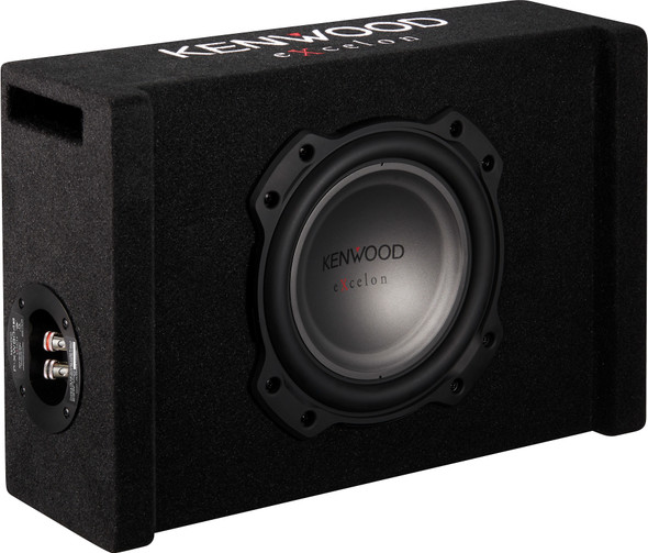 PXW804B Kenwood Excelon 8in Subwoofer Enclosure