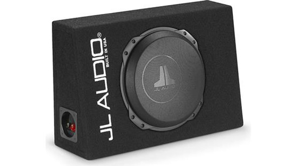 JL Audio  CS110TG-TW3: Single 10TW3 Truck PowerWedge, Sealed, 2 Ω