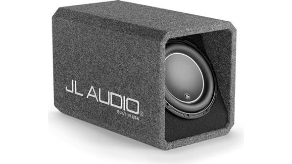JL Audio  HO110-W6v3: Single 10W6v3 H.O. Wedge, Ported, 2 Ω