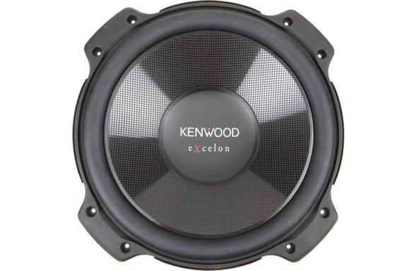 "Kenwood  KFC-XW120 Excelon Series 12"" 4-ohm component subwoofer"