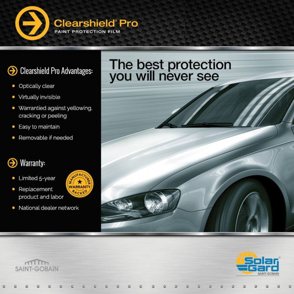 Clear Bra Paint Protection (PPF)