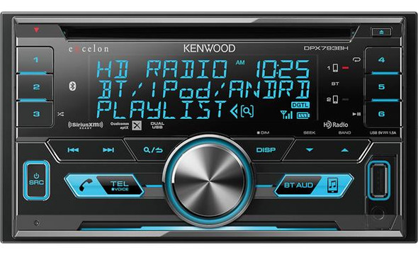 Kenwood Excelon DPX793BH