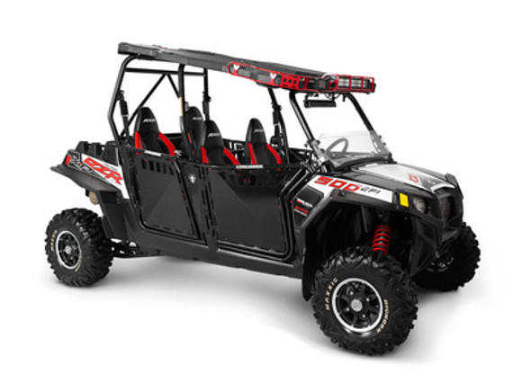 JL Audio SB-POL-RZG1/10TW3: Stealthbox® for 2011-2013 Polaris RZR XP4 900