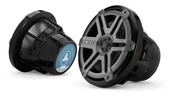 JL Audio M880-CCX-SG-TB: 8.8-inch (224 mm) Cockpit Coaxial System, Titanium Sport Grilles