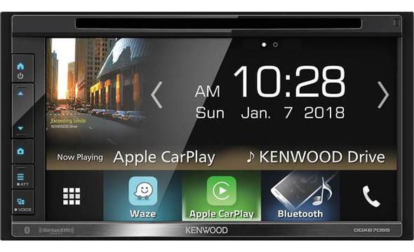 Kenwood DDX6706S