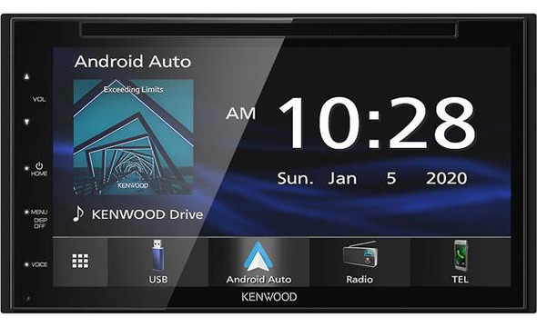 Kenwood DDX5707S DVD Receiver