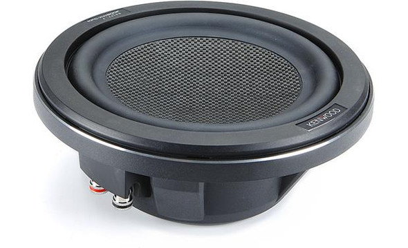 "Kenwood Excelon  KFC-XW800F Shallow-mount 8"" 4-ohm subwoofer"