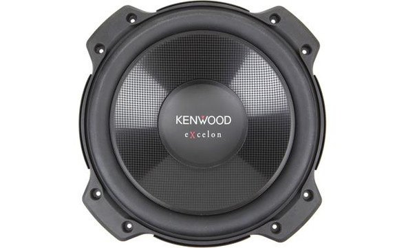 "Kenwood  KFC-XW100 Excelon Series 10"" 4-ohm component subwoofer"
