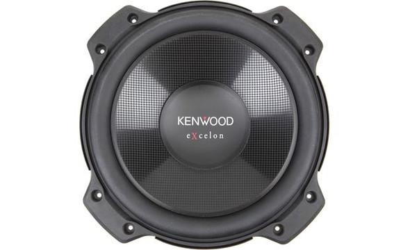 "Kenwood  KFC-XW100 Excelon Series 10"" 4-ohm component subwoofer"