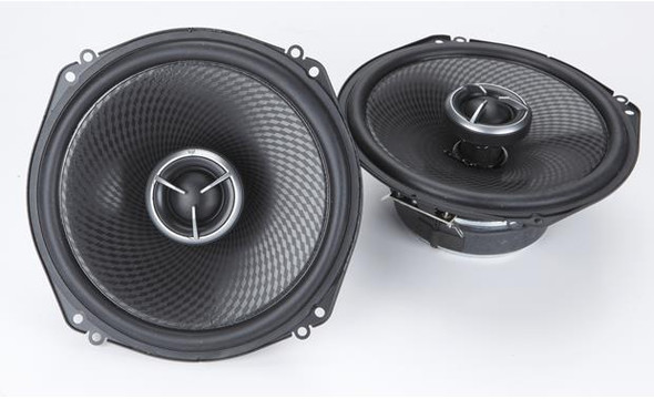 Kenwood KFC-X463C Excelon 4x6 2-Way Speaker System Pair Black