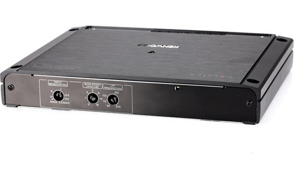 Kenwood Excelon  XR600-1 Mono subwoofer amplifier — 600 watts RMS at 2 ohms