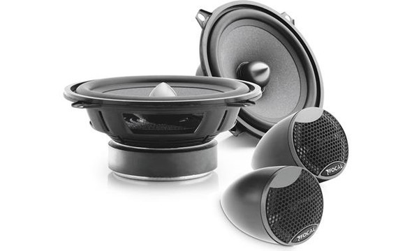 "Focal Integration  ISS 130 5-1/4"" component speaker system"
