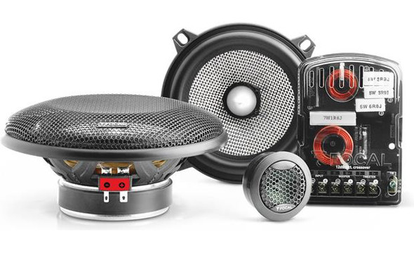 "Focal Performance 130AS Access Series 5-1/4"" 2-way component speaker system"