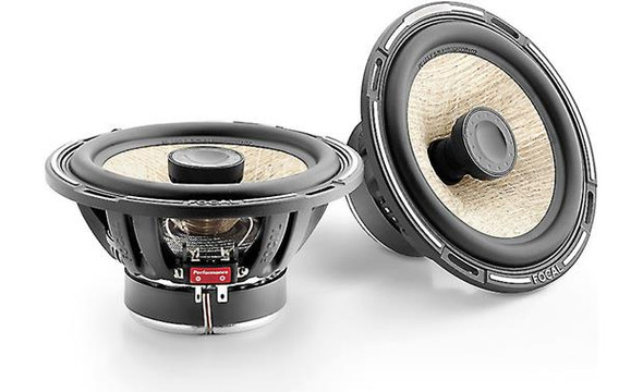 "Focal PC 165F Expert Series 6-3/4"" 2-way car speakers"
