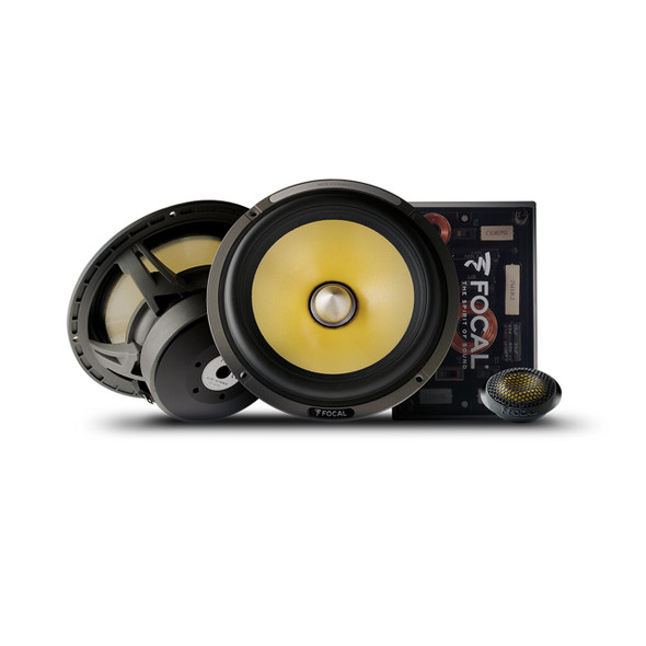 "Focal ES 165K2 K2 Power Series 6-3/4"" component speaker system (2-ohm)"