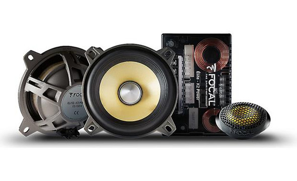 "Focal ES 100K K2 Power Series 4"" component speaker system"