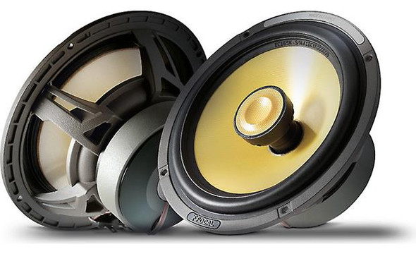 "Focal EC 165K K2 Power Series 6-3/4"" 2-way car speakers"