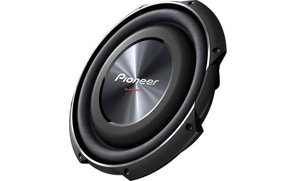 "Pioneer TS-SW3002S4 Shallow-mount 12"" 4-ohm subwoofer"