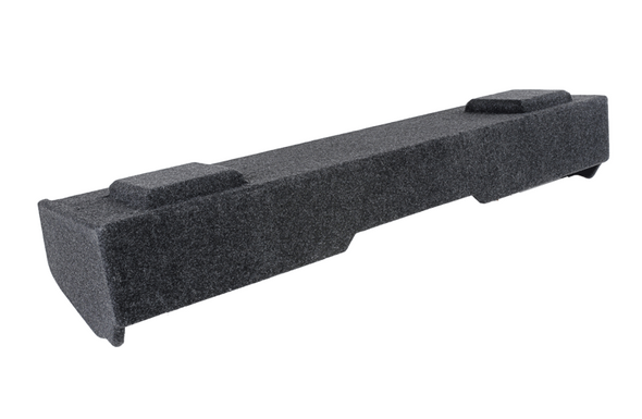"""Atrend A142-10 Dual 10"""" Sealed Carpeted Silverado & Sierra Extended Cabs 2007-2013 Carpeted Enclosure"""