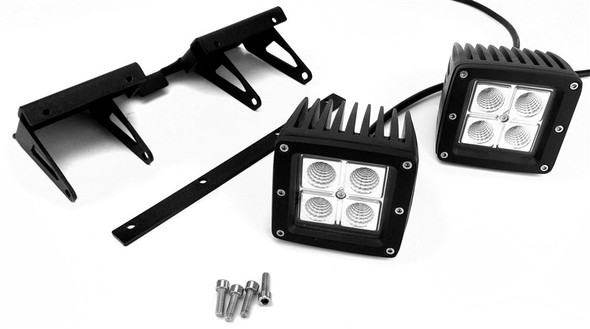 RS-NR-L63HL Iron LED Hitch Mount Spot Light Kit