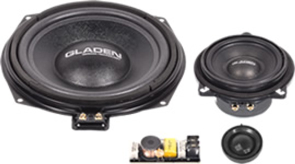 GLADEN ONE 201 BMW ALPHA 3-WAY DROP-IN SYSTEM (limited applications) 4 OHM