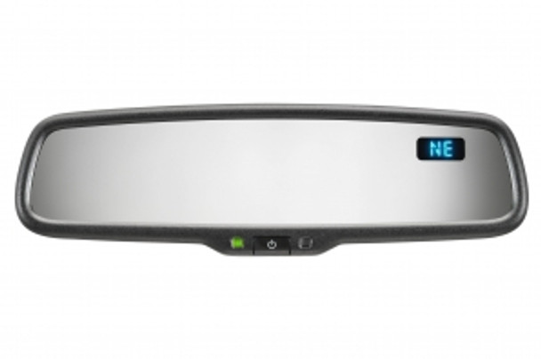 50-GENK5AM Gentex Auto-Dimming Rearview Mirror w/ Compass