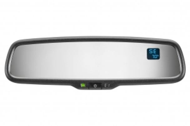 50-GENK20A Gentex Auto-Dimming Rearview Mirror w/ Compass & Temperature