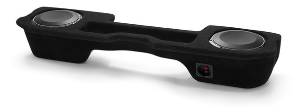 SB-D-QDRAMD/10TW1: Stealthbox® for 2002-Up Dodge Ram 1500 Quad Cab, 2003-Up 2500 & 3500 Quad Cab & 2009-Up Crew Cab SKU # 94610