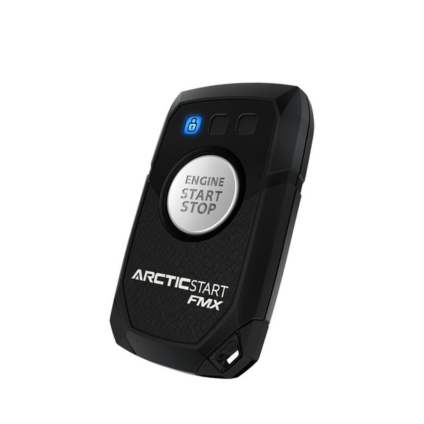 2-Way LED Remote Start, Lock, Unlock, Basic Installation