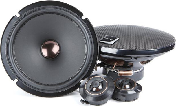 "Pioneer TS-D65C D Series 6-1/2"" component speaker system"