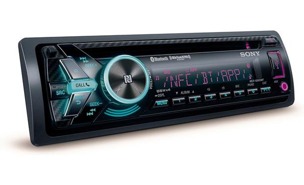 Sony MEX-GS620BT CD receiver
