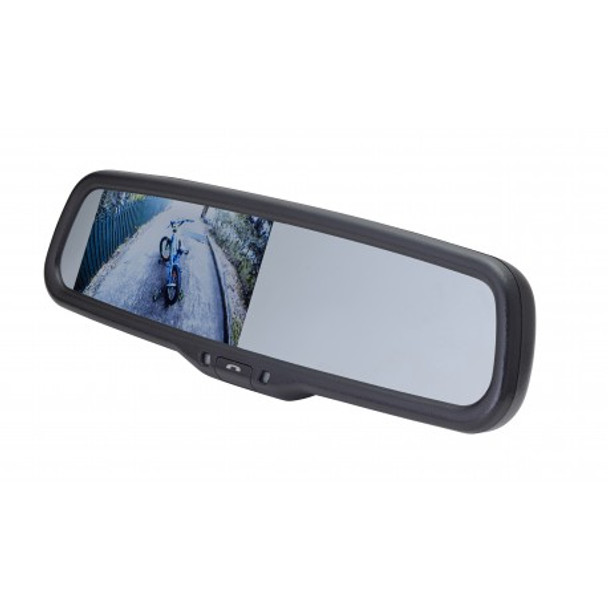 """4.3"""" FACTORY MOUNT MIRROR MONITOR WITH BUILT IN BLUETOOTH"""