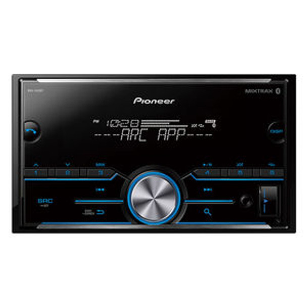 Pioneer MVH-S400BT Bluetooth Media Receiver (does not play CDs)