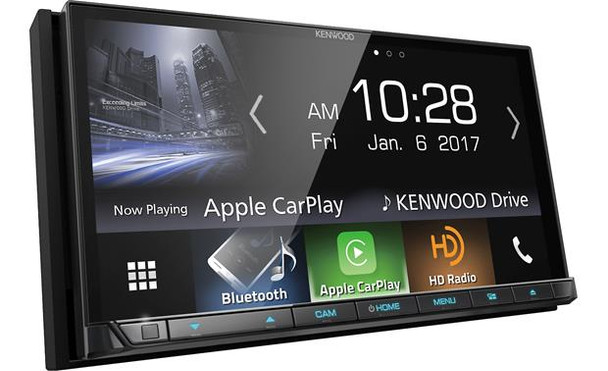 Kenwood DDX9705S DVD receiver