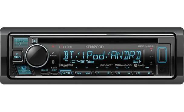 Kenwood Excelon KDC-X303 CD receiver