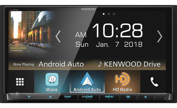 Kenwood Excelon  DDX8906S DVD receiver
