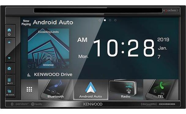 Kenwood Excelon DDX6906S DVD receiver