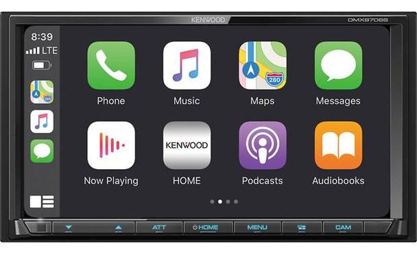 Kenwood DMX9706S Digital multimedia receiver- No CD