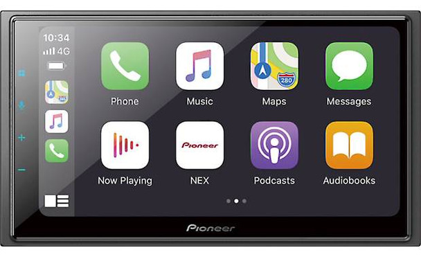 Pioneer DMHW4600NEX with Apple Car Play and Android Auto
