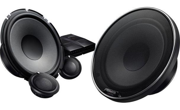 """Kenwood Excelon  XR-1800P 7"""" component speaker system"""