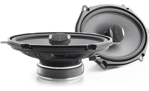 "Focal Integration  ISC 570 5"" x 7"" 2-way car speakers"