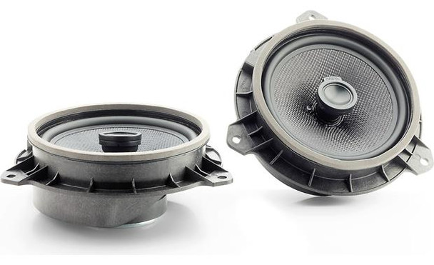 "Focal  IC 165 TOY 6-1/2"" 2-way speakers designed to fit select Toyotas"