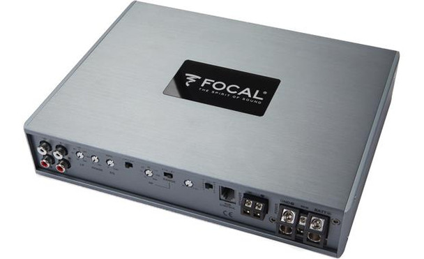 Focal FDP 1.900 Mono amplifier — 850 watts RMS x 1 at 2 ohms