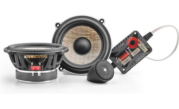 "Focal Performance PS 130F Expert Series 5-1/4"" 2-way component speaker system"