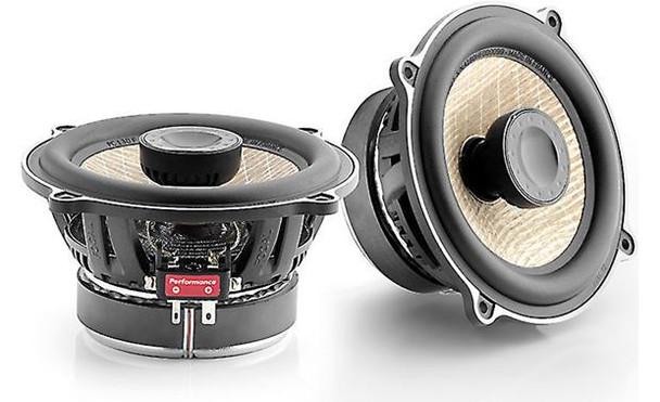 "Focal PC 130F Expert Series 5-1/4"" 2-way car speakers"
