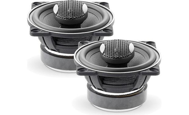 """Focal Performance PC 100 4"""" 2-way car speakers"""
