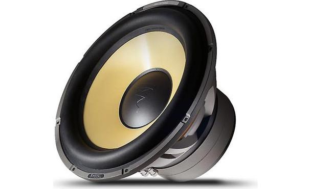 """Focal E 30KX K2 Power Series 12"""" dual 4-ohm voice coil component subwoofer"""